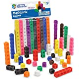 Learning Resources MathLink Cubes, Homeschool,...
