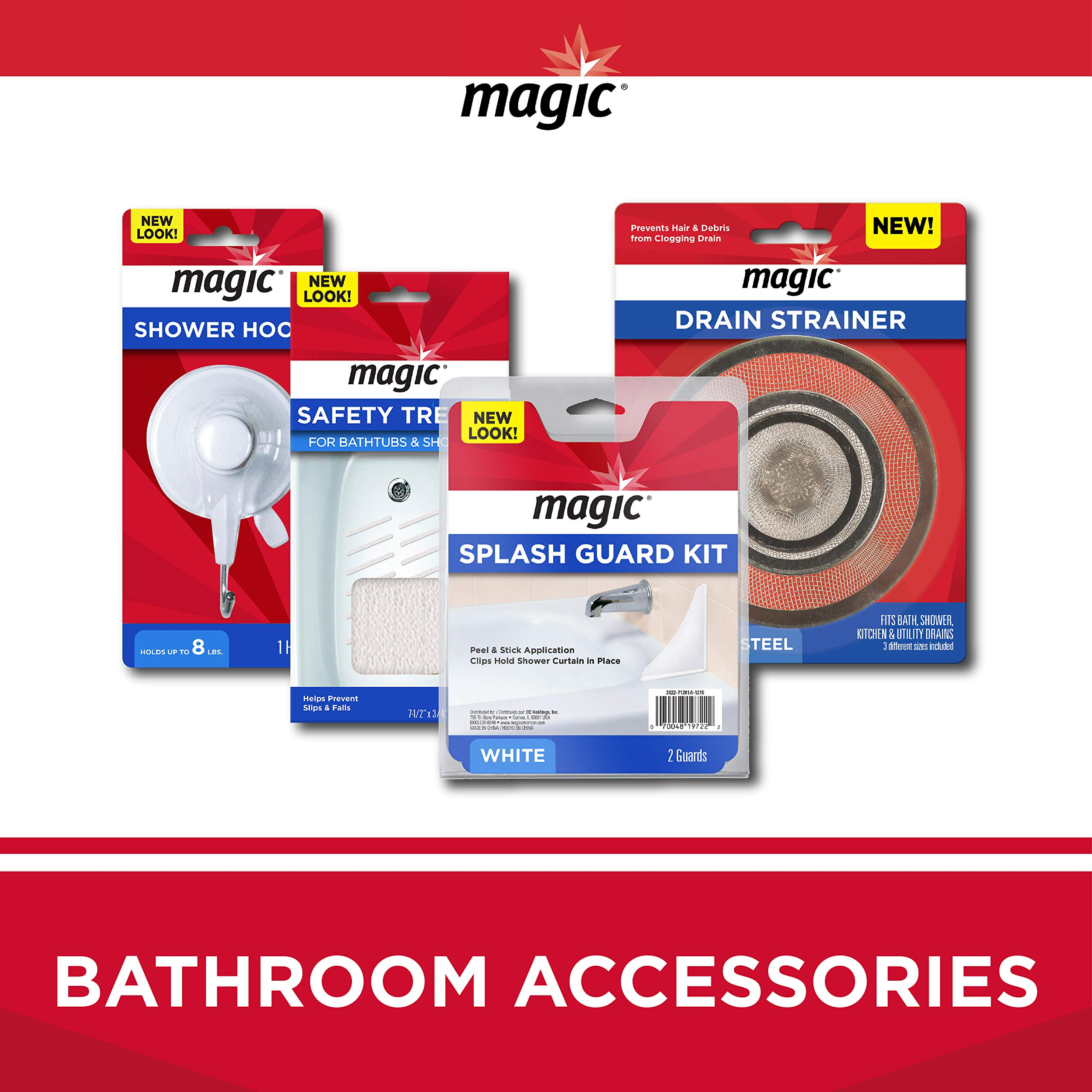 Amazon.com: Magic: Bathroom Accessories