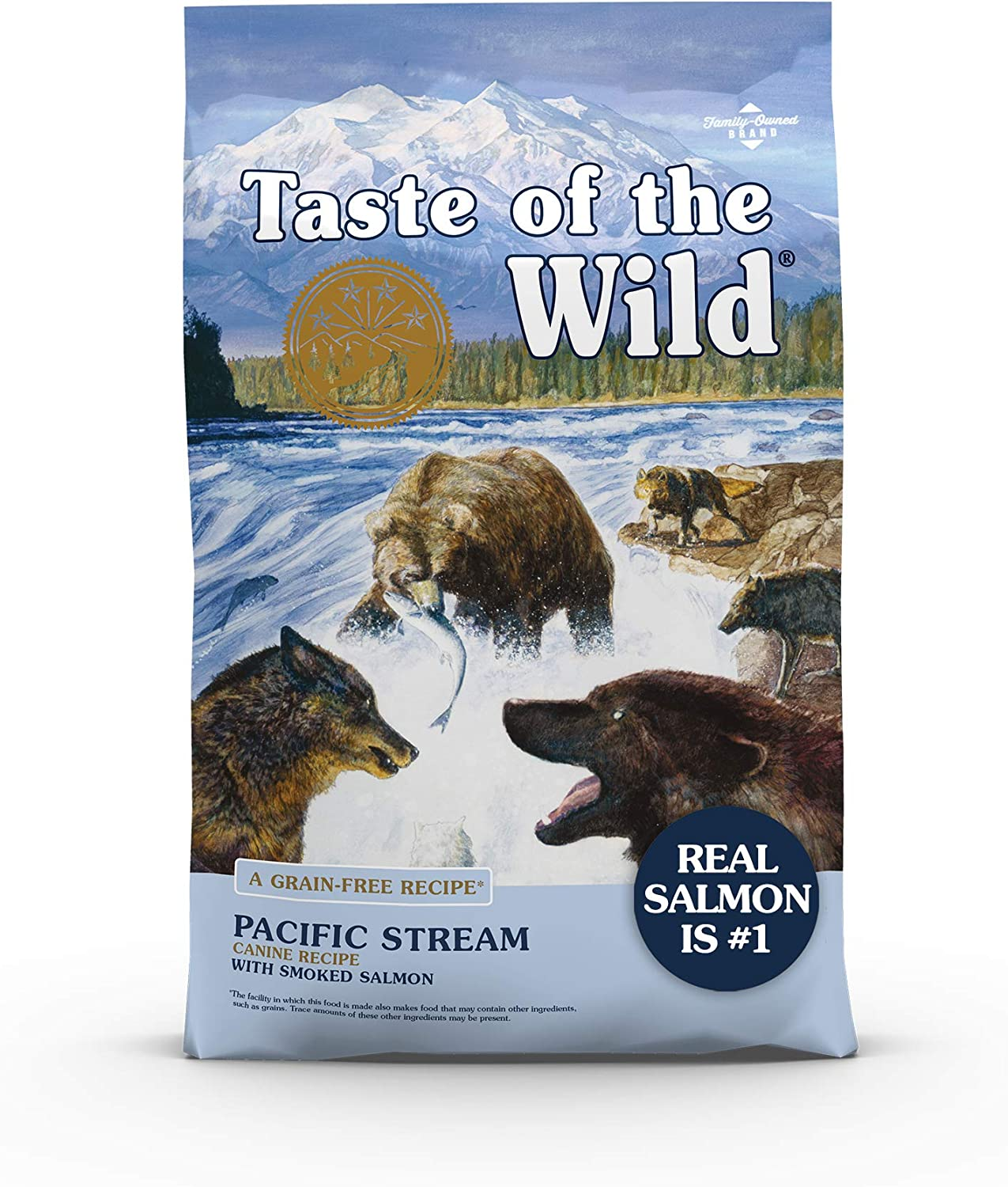 Taste of the Wild Salmon Dog Food