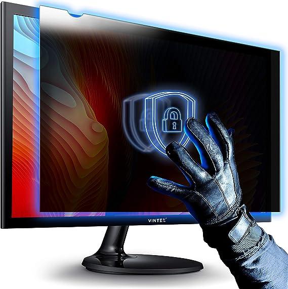 Anti-Scratch Protector Blocks 96/% UV 17 Inch Computer Privacy Screen Filter for 5:4 Aspect Ratio Square Monitor LP17.0W4 Anti-Glare