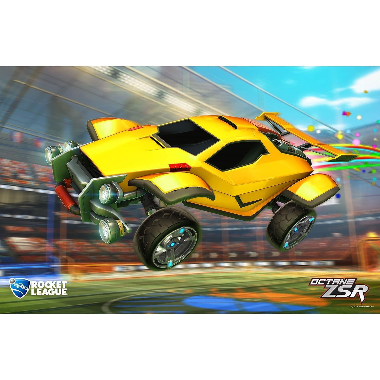 Amazon.com: JINX Rocket League Octane ZSR Wall Poster (28\