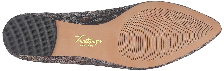Trotters Women's Estee Ballet Flat B019R1YC6U 7.5 W US|Multi