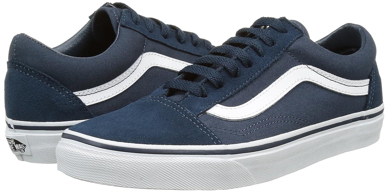 dcca61e3124 ... Vans Unisex Old Skool Classic M Skate Shoes B01DYSAUQS 7 M Classic US  Women   5.5