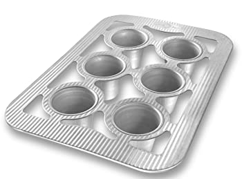 USA Pan 65% Recycled Steel Popover Pan