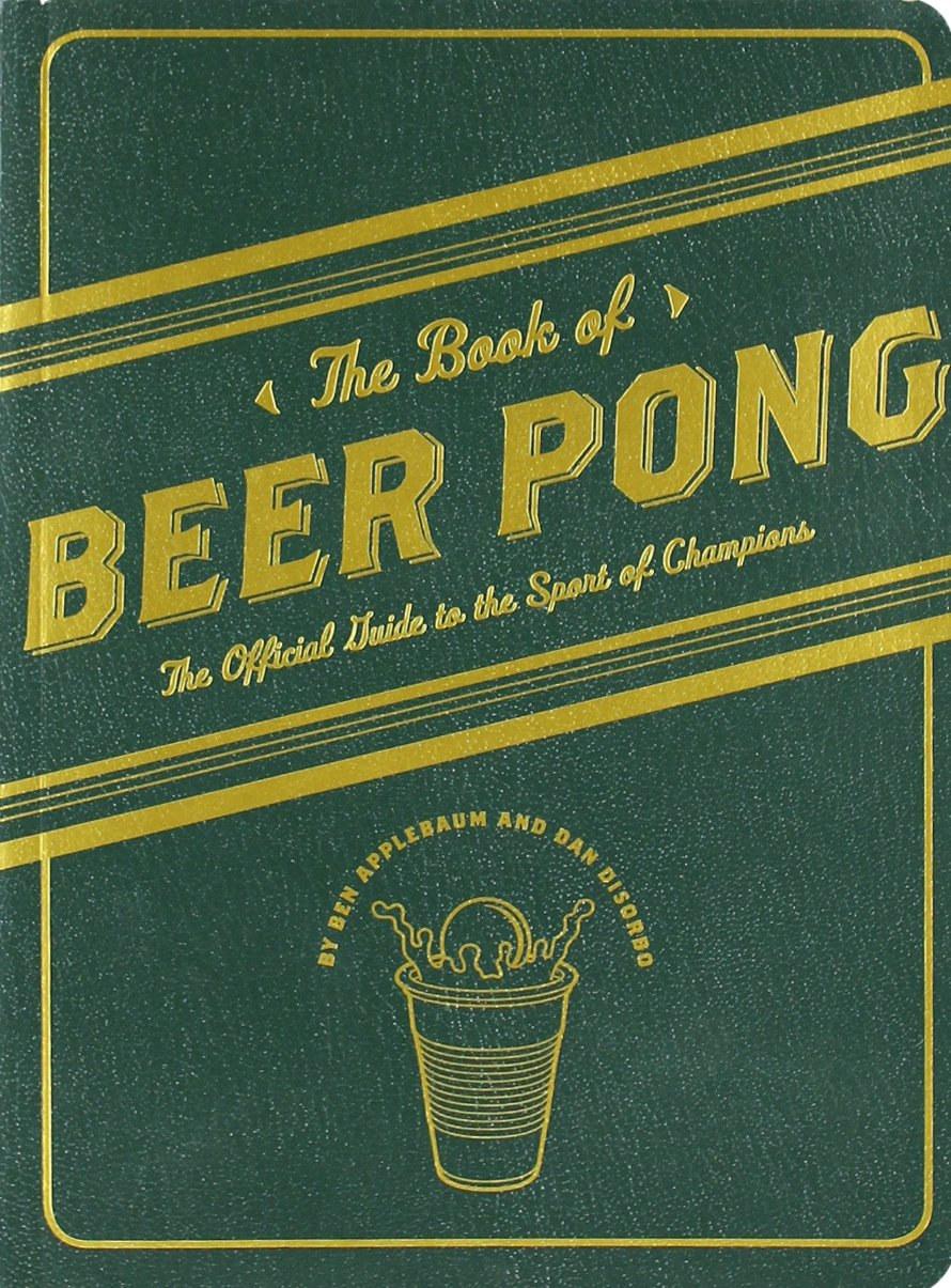 Book Beer Pong Official Champions product image