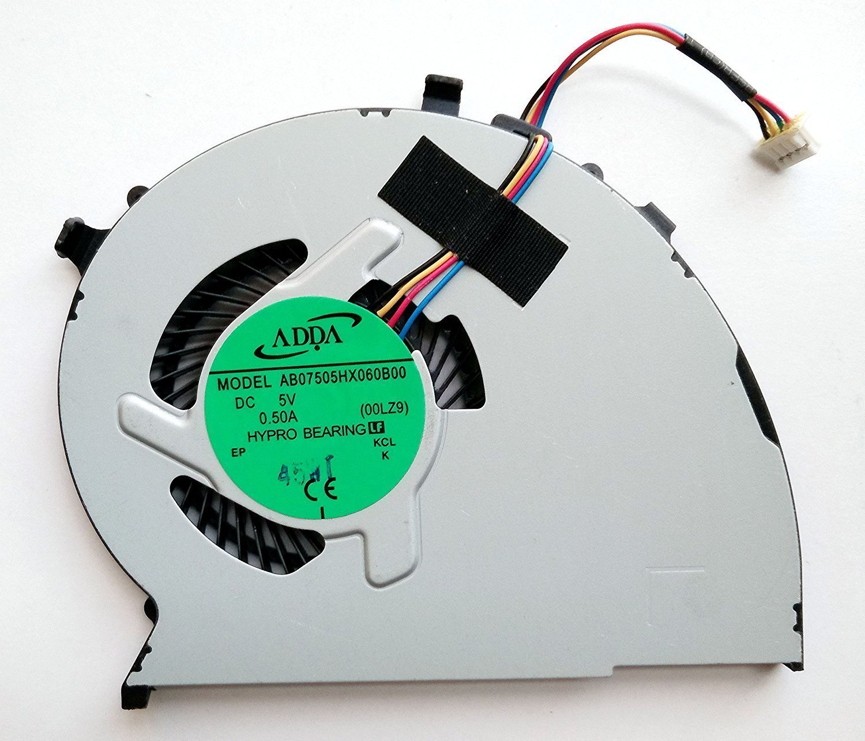 iiFix New CPU Cooling Fan Cooler For Lenovo IdeaPad U430 U430P U530 touch Flex15 Flex14, P/N: AB07505HX060B