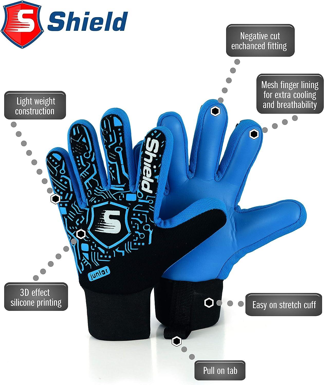 Shield Gant Gardien Football Adulte Junior Tech Pro