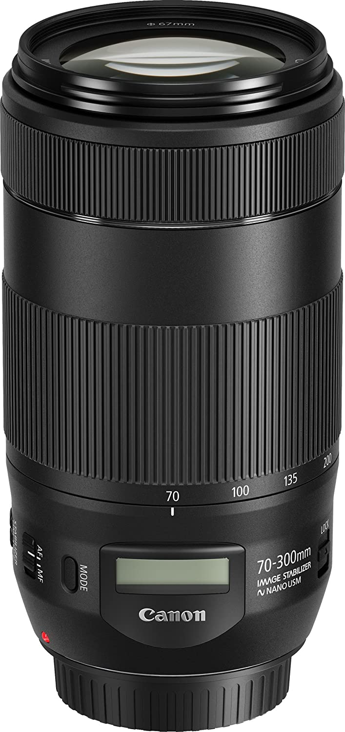 Canon EF  mm Objetivo EF  mm F  IS II
