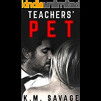 Teacher's Pet: (Rough Teacher/Student Menage)