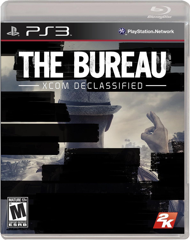 Amazoncom The Bureau XCOM Declassified Playstation 3 Take 2