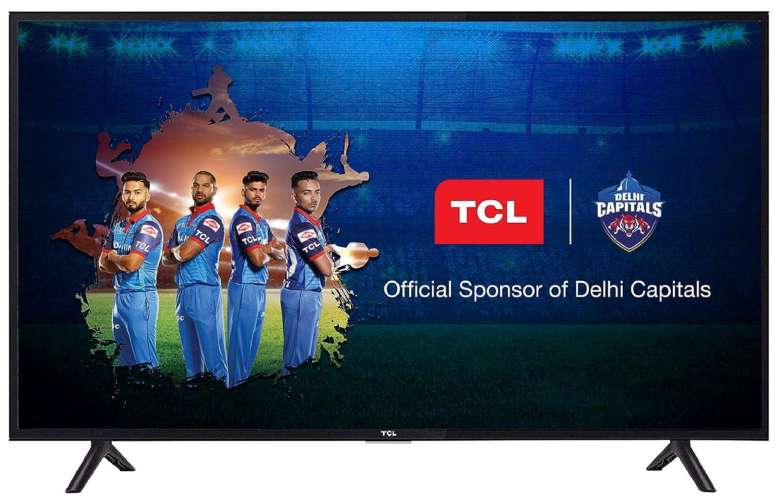 TCL 99.8 cm (40 Inches) Full HD LED Smart TV 40S62FS (Black)