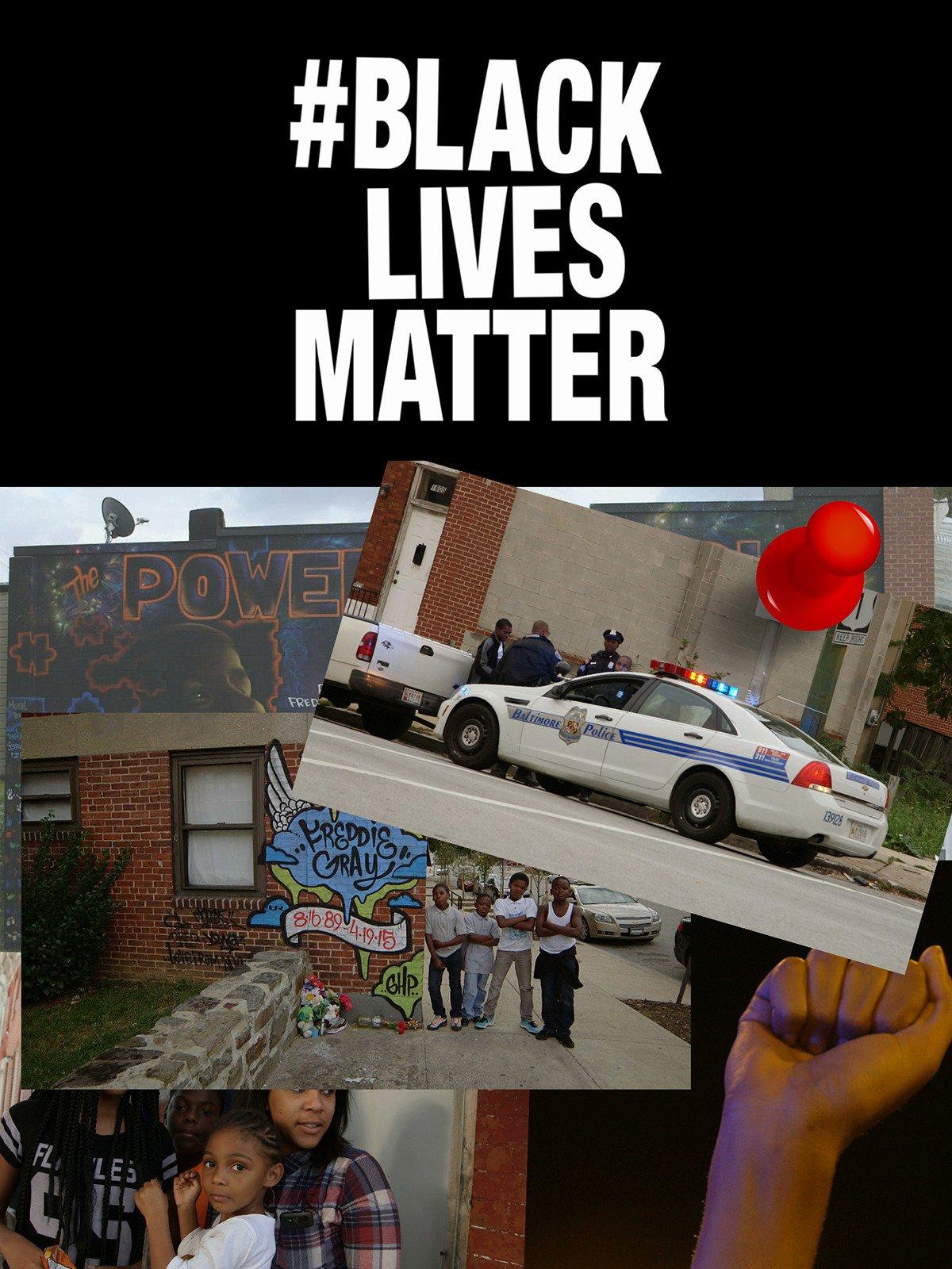 #BlackLivesMatter on Amazon Prime Video UK