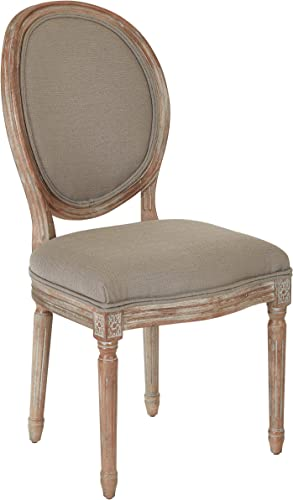 Reviewed: OSP Home Furnishings Lillian Oval Back Chair
