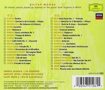 Guitar Moods: Varios Artistas: Amazon.es: Música