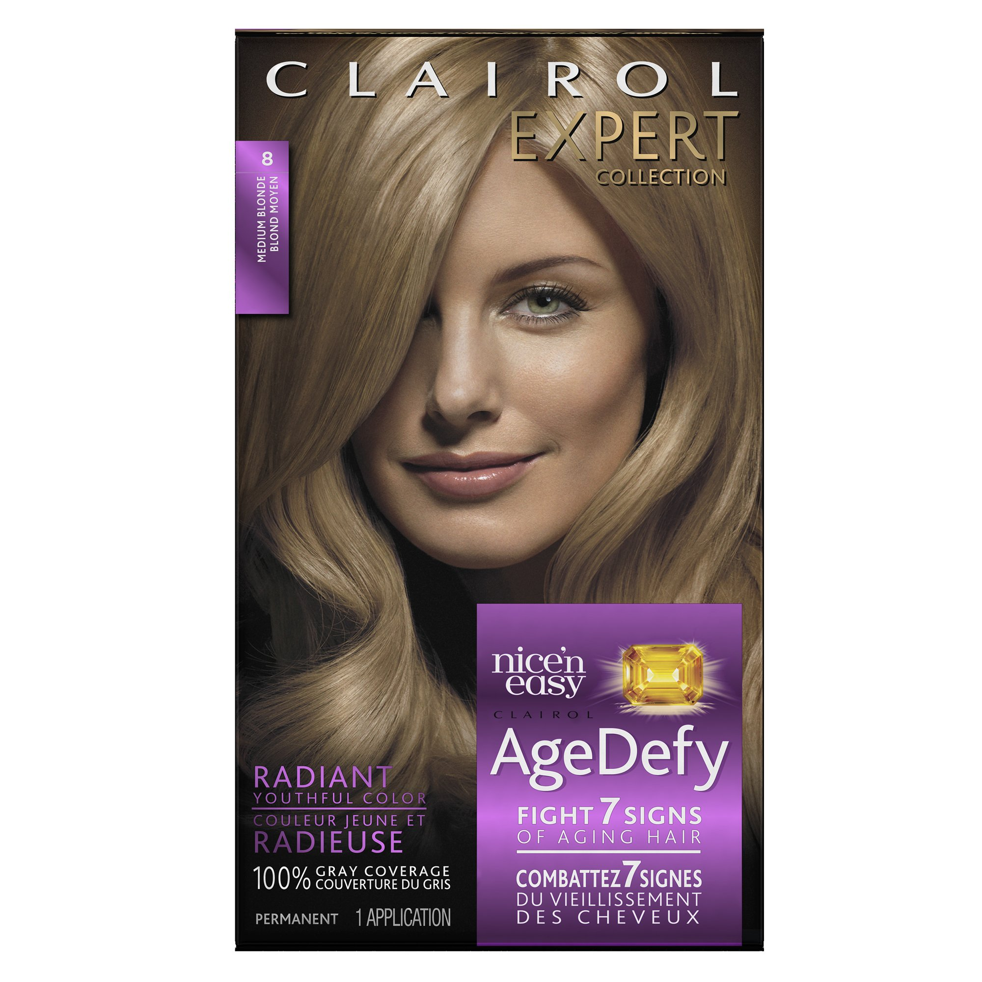 clairol age defy expert collection 7
