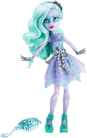 Monster High Haunted Getting Ghostly Twyla: Amazon.de: Spielzeug