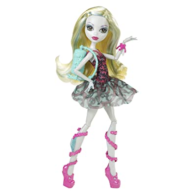 Monster High Dance Class Lagoona Blue Doll: Toys & Games