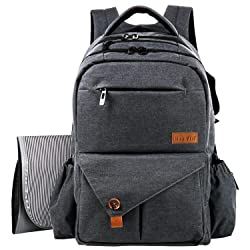 Top 9 Best Diaper Bags for Dads You'll Crave To Have (2020 Reviews) 5