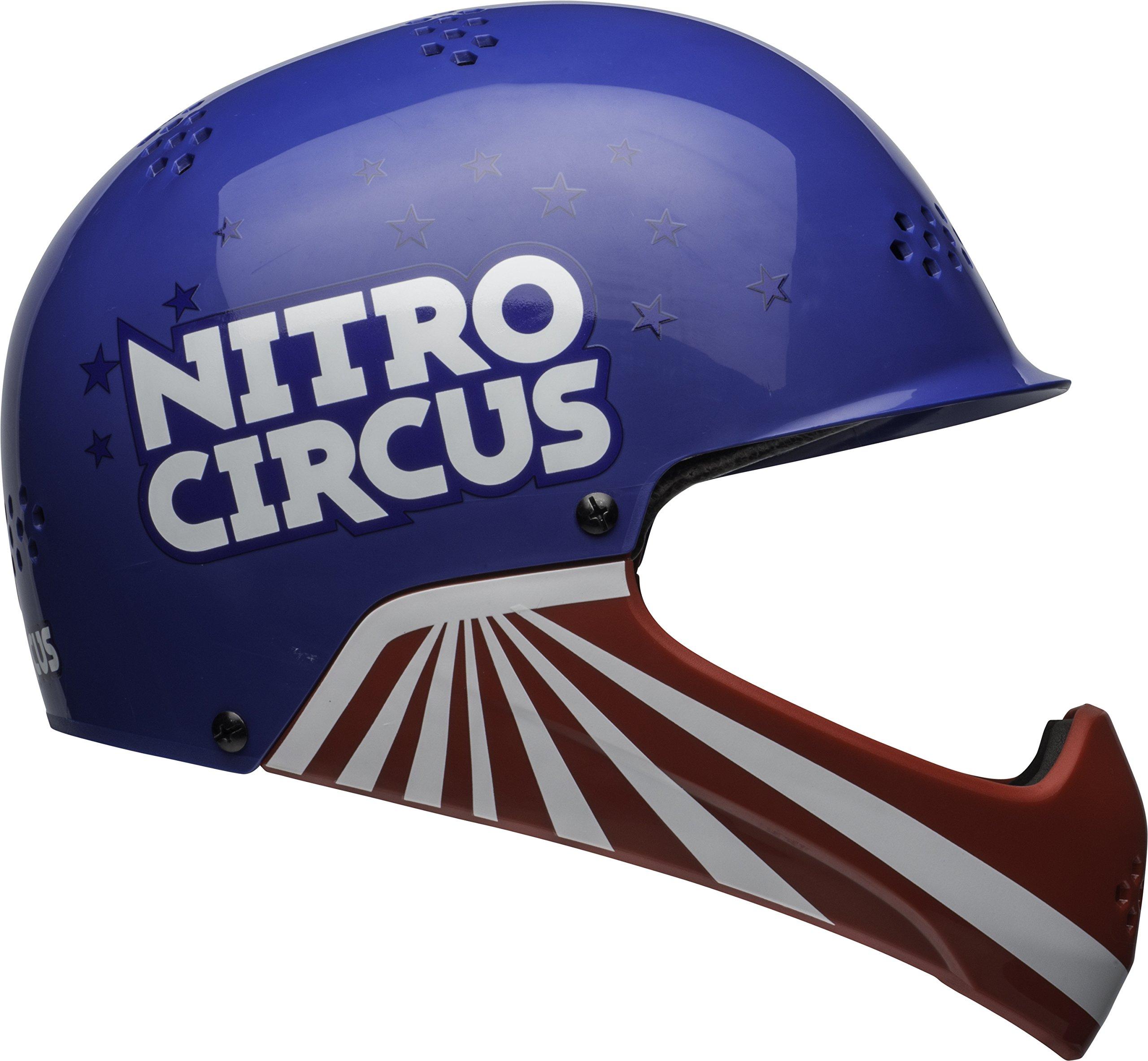 Bell Nitro Circus Shield Helmet