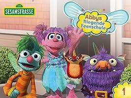 Abby's fliegende Feenschule - Staffel 1