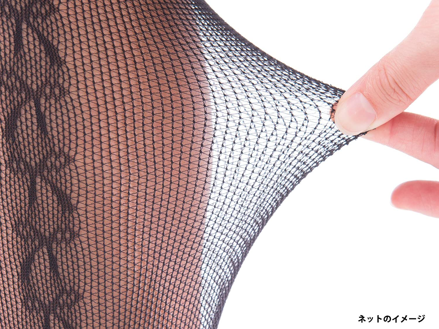 32c275dd1 Amazon.com  FUN fun lace fishnet tights(Ribbon pattern at side) Kids Girls  Dress Party stockings Black 34-53inch  Clothing