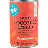Natural Value Cream Coconut, 162 Ounce (Pack of 12)