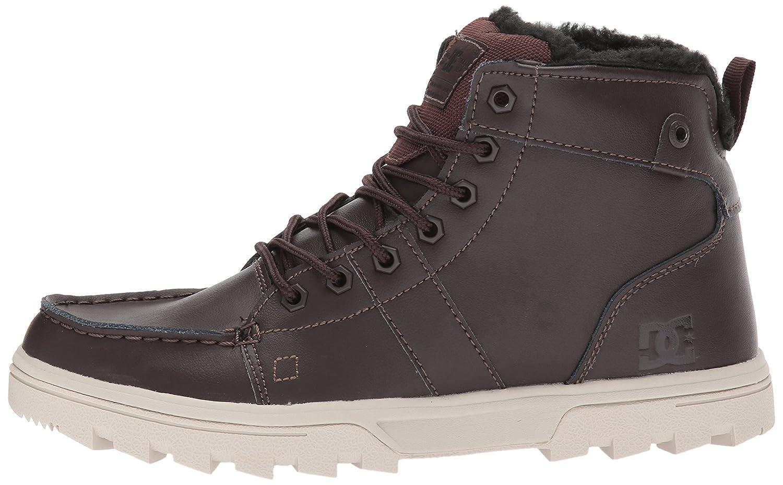 DC Men's Woodland Winter Boot B01N7IJ507 9 D D US|Brown/Tan