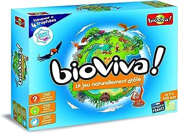 Bioviva 000024 - Juego de Descubrimiento de la Historia de la Vida en la Tierra: Amazon.es: Juguetes y juegos