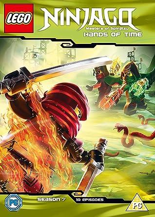 Lego Ninjago: Hands Of Time Edizione: Regno Unito Reino ...