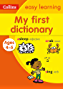 Collins My First Dictionary Ages 4-5 (Collins Easy Learning Preschool)