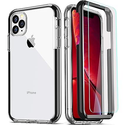 Amazon.com: COOLQO - Funda para iPhone 11 Pro Max ...