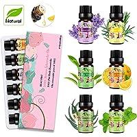 Aceites Esenciales para Humidificador Aceite Esencial 100% Naturales