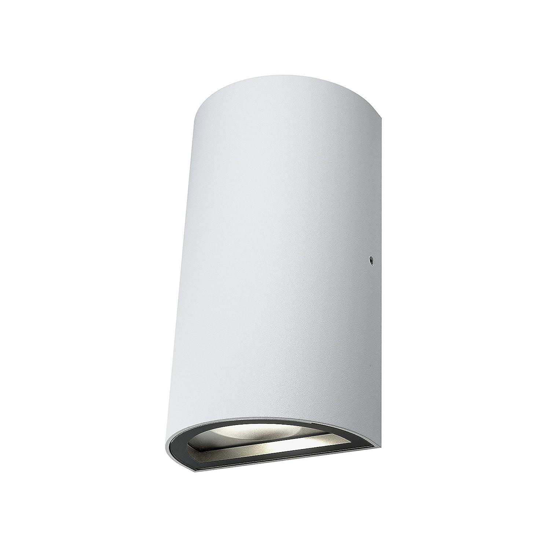 Osram LED Wand- und Deckenleuchte, Leuchte für Außenanwendungen, Warmweiß, 55,0 mm x 90,0 mm x 160,0 mm, Endura Style Updown Warmweiß Ledvance 4058075031838
