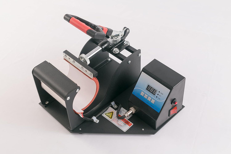 Arbiters Mug Press Machine (Black)