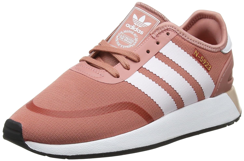 adidas Damen Iniki Runner CLS Fitnessschuhe, Pink Pink (Roscen / Ftwbla / Ftwbla 000)