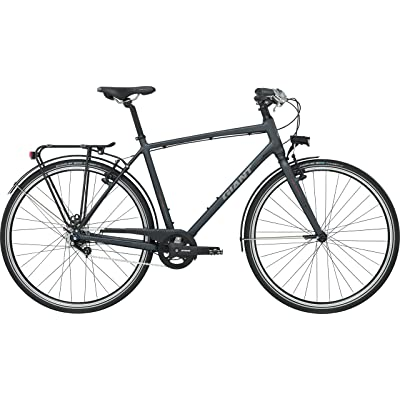 "Giant Fast City CS 2 28 ""Trekking Cylindre de Anthracite (2016)"