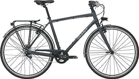 GIANT Fast City CS 2 28 Pulgadas Bicicleta de Trekking Antracita ...