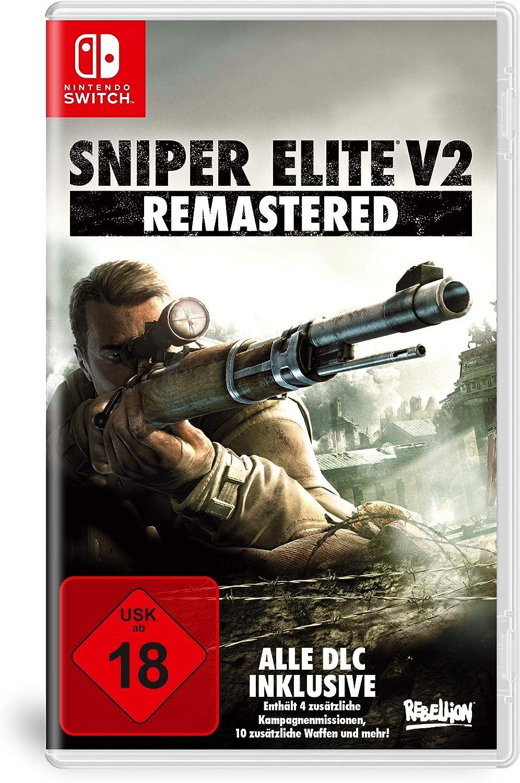 Sniper Elite V2 Remastered - Nintendo Switch [Importación alemana]: Amazon.es: Videojuegos