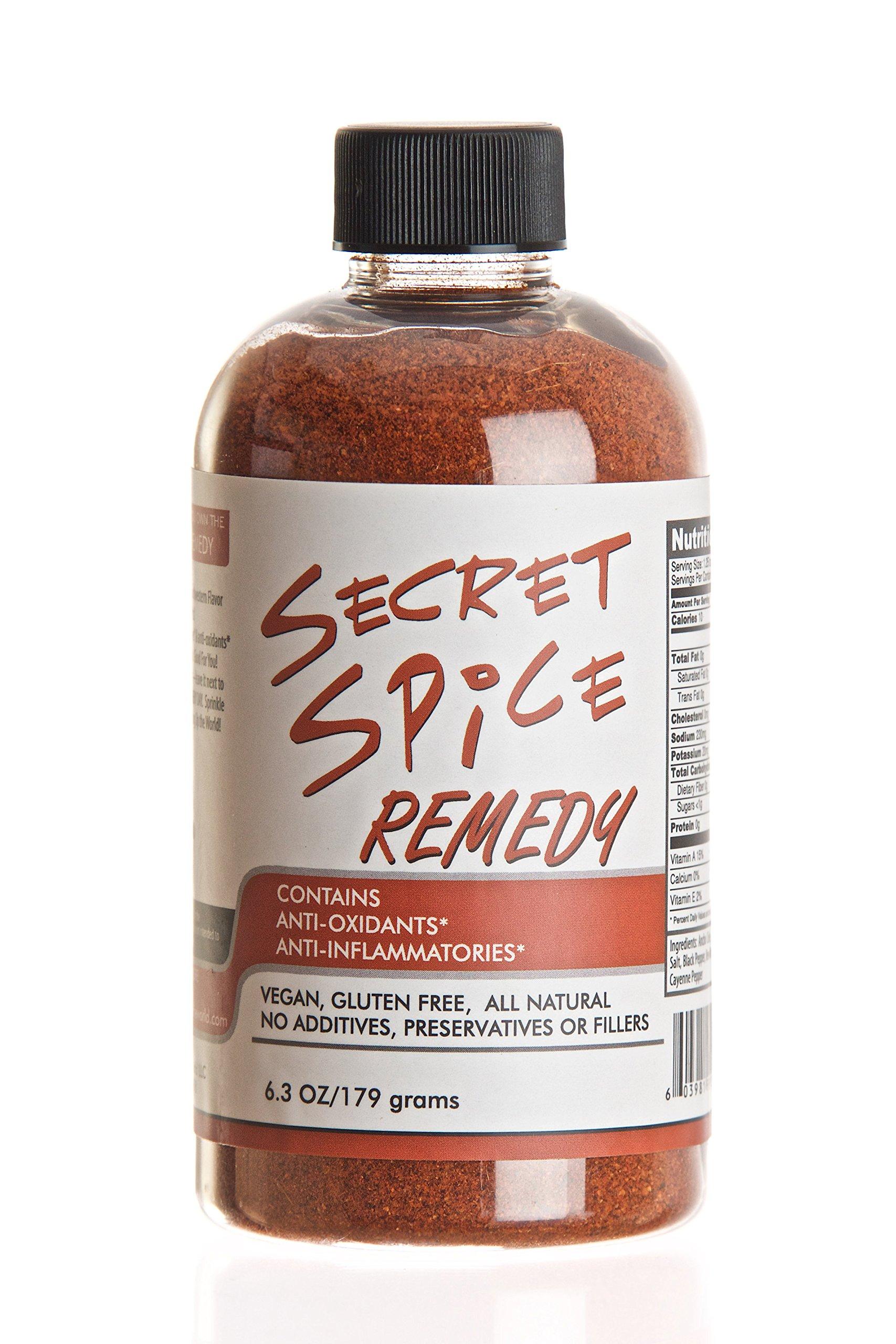 Secret Spice Remedy