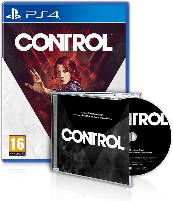 505 Games Control PlayStation 4, Edición Exclusiva Amazon: Amazon ...