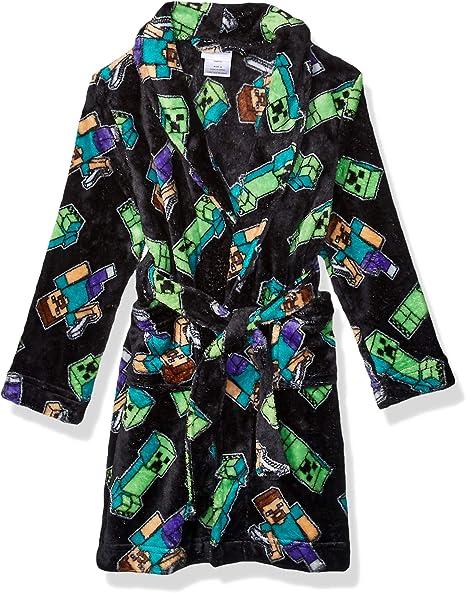 Marvel Boys Avengers Plush Luxe Robe
