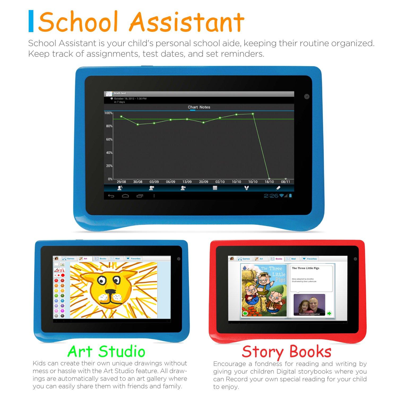 Ematic FunTab Pro 8GB Negro, Color Blanco - Tablet (IEEE ...