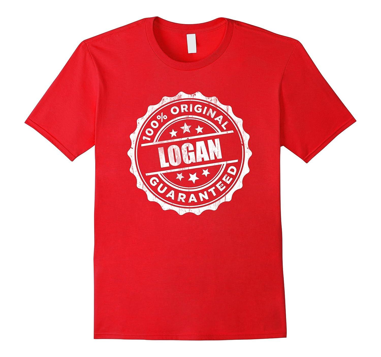 Logan T-Shirt 100 Original Guaranteed-TH