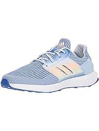 3ae19fcb283179 Adidas Unisex-Child RapidaRun Running Shoes