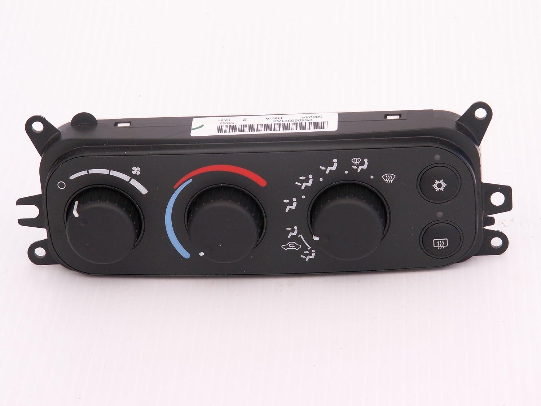 2003-2005 Dodge Ram /& 2002-2004 Dodge Dakota AC Heater Control Unit MOPAR OEM