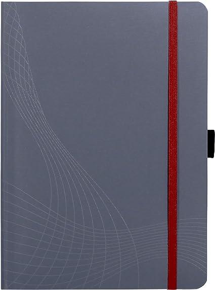 Avery España 7018 Notizio. Cuaderno 80 hojas rayadas, cosido con tapa blanda, A5: Amazon.es: Oficina y papelería