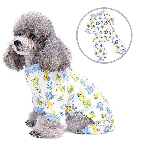 Zunea Pijama para Perro pequeño, para Cachorro, niña, niño ...
