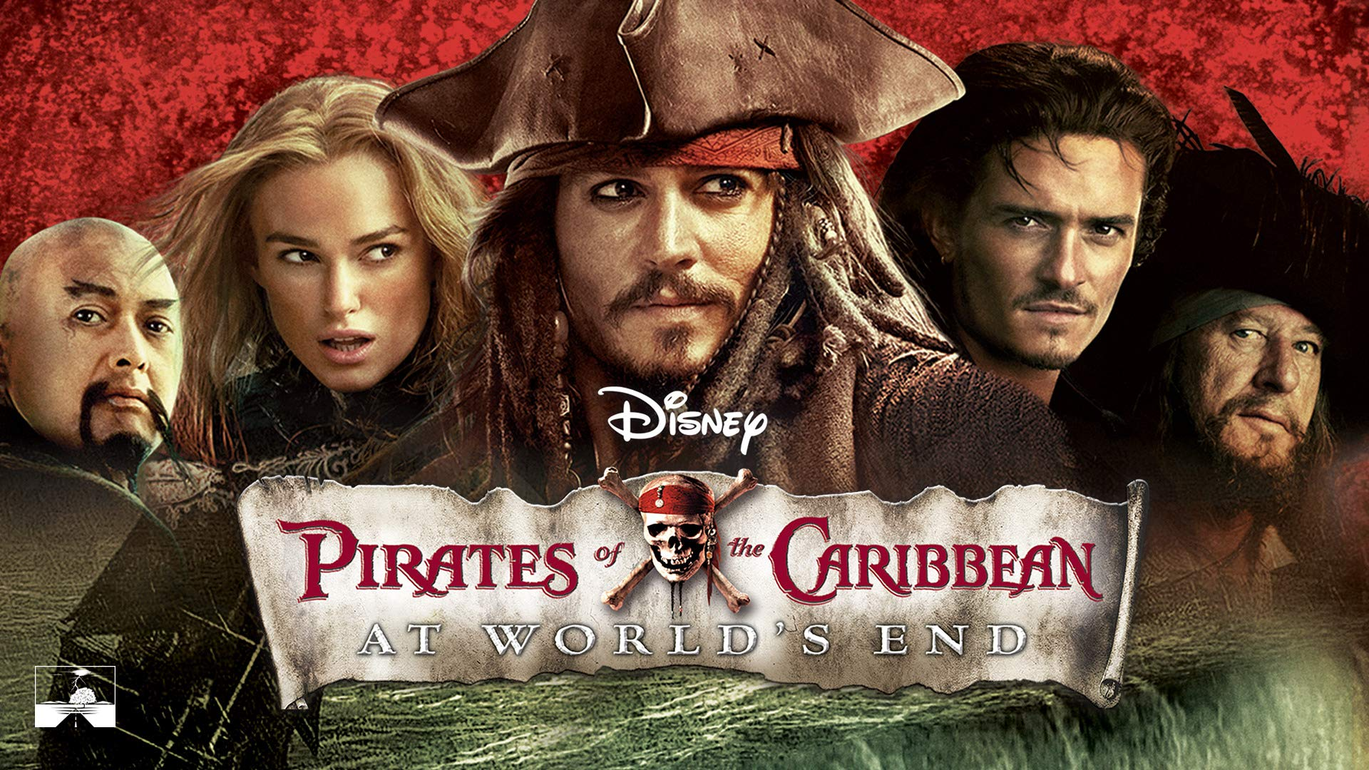 Pirates of the Caribbean: At World's End disappointing movies