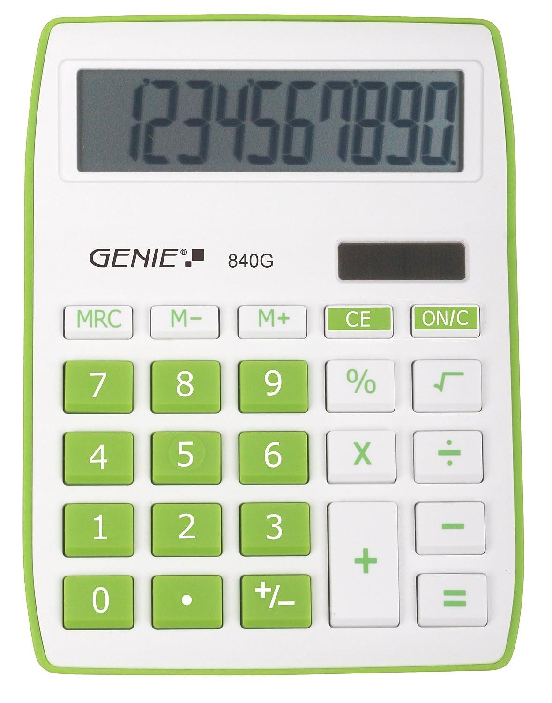 Tempat Jual Casio Colorful Calculator Ms 20nc Orange Update 2018 Sl 310uc Genie 840 G 10 Stelliger Tischrechner Dual Power Solar Und