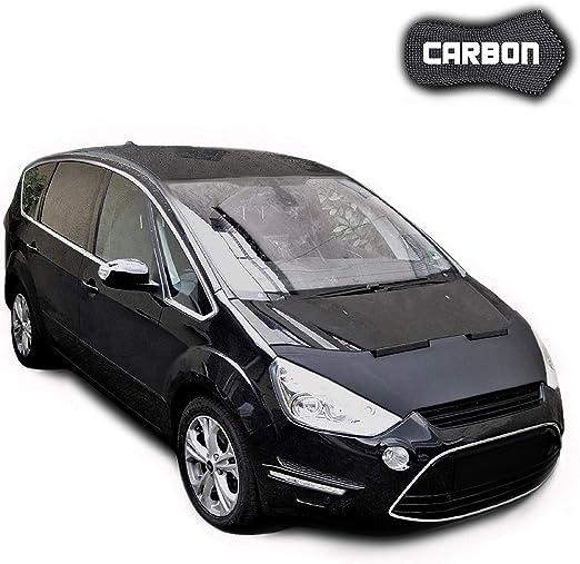 Haubenbra Für S Max Galaxy Carbon 10 14 Automaske Steinschlagschutz Tuning Steinschlagschutzmaske Auto